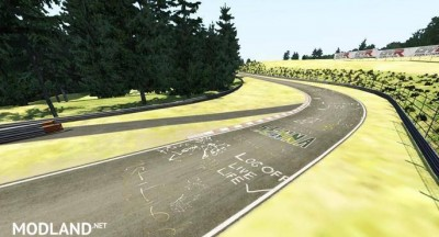 Nürburgring Map [0.8.0], 1 photo